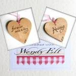 Cupid Heart-on-a-Card - per..